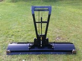 promount steel 152cm