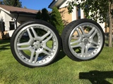 Mercedes-Benz Cromodora Wheels AMG