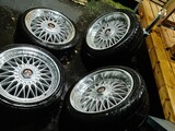 Axe wheels Ex10