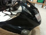 Kawasaki ZZR1100 katteet