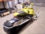 Ski-Doo MXZ 600 RS 2008
