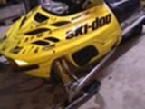Ski-Doo MXZ 440 X 1999