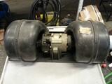 Puhallin Puhallinmoottori 2 kanavaa