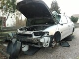 Opel Vectra B Osia purkuun
