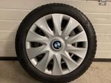 Goodyear BMW 1-3 sarjan talvirenkaat