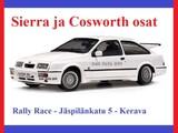 Sierra 2wd 4wd escort Cosworth