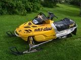 Ski-Doo Mxz X 440