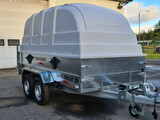 Tekno-Trailer 3300TJ-Pro 2500kg