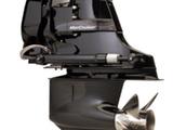 Mercruiser Bravo 1 X -vetolaite ja kilpi