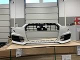 Audi OEM A6 C7.5 S-Line etupuskuri