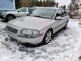Volvo S80 2.4 bensa