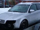 Audi A4 B6 purettu