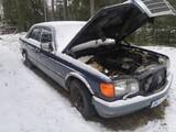 Mercedes-Benz  W126 260 SE