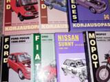 Ford VW,Nissan,Fiat,MB,Mopot