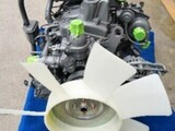 ISUZU moottori 4LE2 diesel moottori
