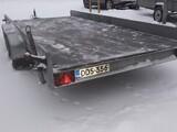 Paku trailer 4500 kelkkojen  kuljetukseen