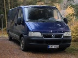 Fiat ducato  2.0 JTD osina