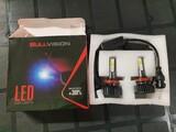 Bullvision LED H8 - H9 - H11 sumuvalot
