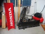 Lumilevy Polaris Honda yleis