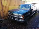 Chevrolet K2500 suburban
