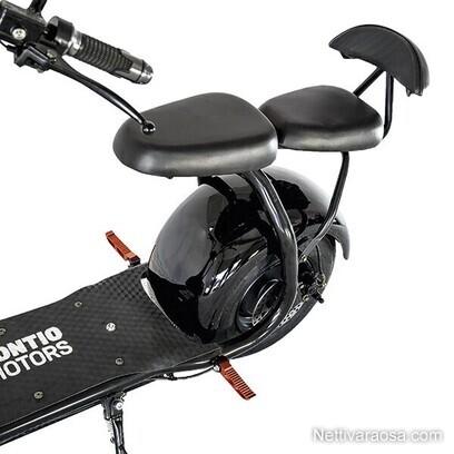 Kontio Motors Takaistuin + jalkatapit