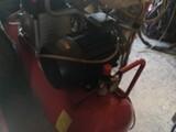 komressori 5kw moottorilla