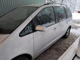 Seat Alhambra 2.8 V6 -03 , osina