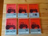 Volvo BM Traktorien ohjekirjoja