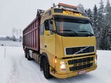 Volvo fh13 6x4 MYYDÄÄN OSINA