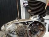 K-125 Venäläisen moottoripyörän osia