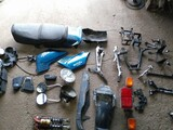 Honda CB 900F osat