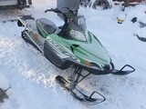Arctic cat m100