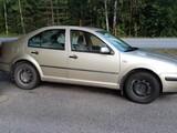 VW Bora (myydään OSINA)