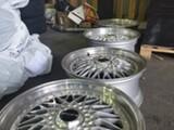 Monaco wheels Rs replica