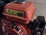SÄHKÖSTARTILLA UUSI 6,7 HP paikallismoottori