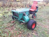 Ransomes motor 180D