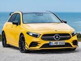 Mercedes-Benz A W177 18-