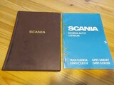 Scania GPRT-sarjan huoltokirja
