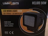 Helios 90w led work light työvalo