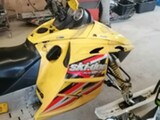 Ski doo  Mzx 600