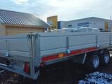 Temared 4021 tasapohjainen traileri