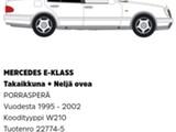 Mercedes-benz E W210