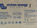 Victron 100AH AGM SUPER CYCLE (M6) 260