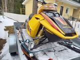 ski-doo mxzx