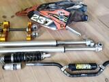 KTM SX 65 osat