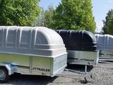 JT-Trailer  Kotimaiset perävaunut