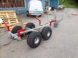 Bronco Tukkikärry ATV 2000
