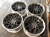 RMX wheels  2-osainen