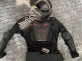 EVS Suojapaita EVS Comp Suit suojapaita