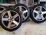 V-wheels Pegasus black polished